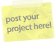 Post a new project